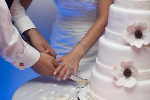 """wedding cake through time"""