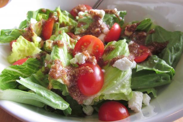 fat-free salad dressing