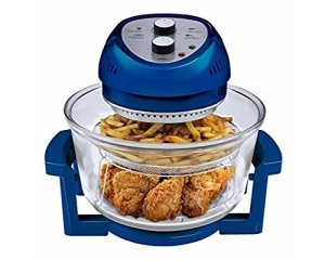 air fryer with chicken wings