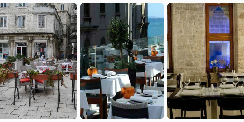 restaurants in Split