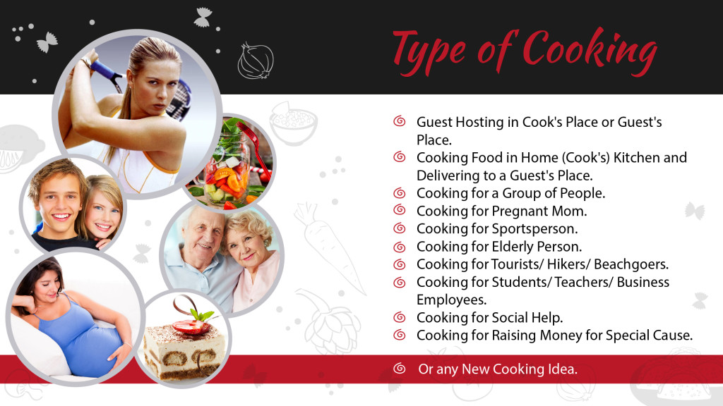 Cook Social type of cooking