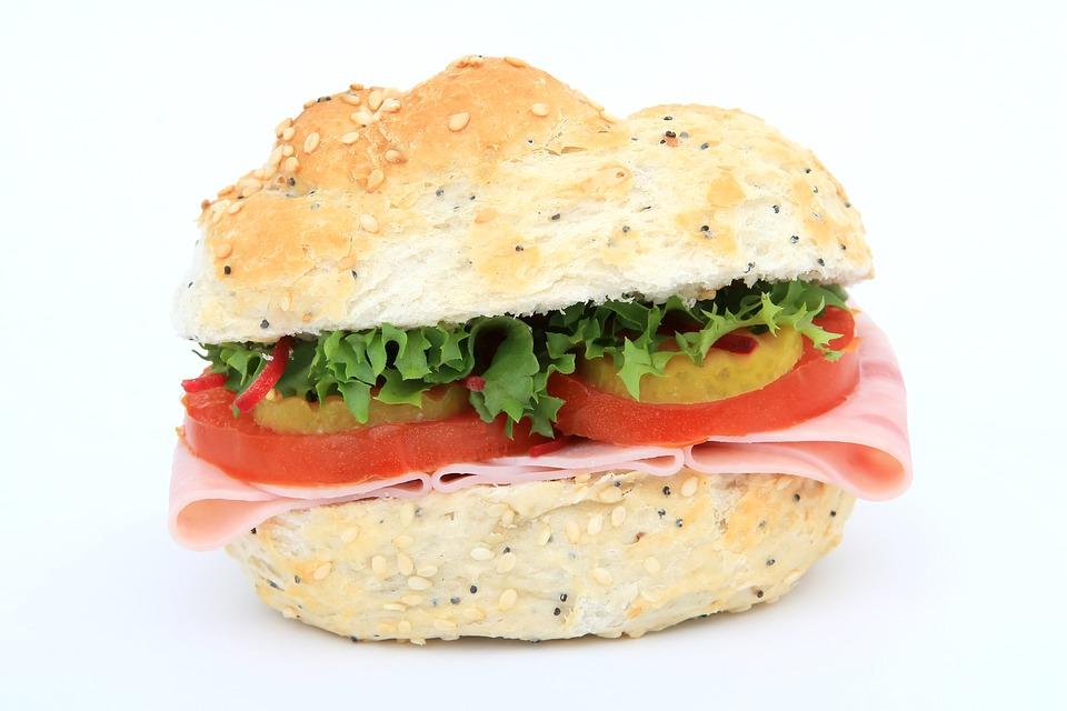 bacon tomato lettuce sandwich