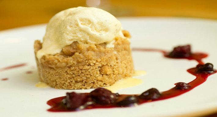 Daniel's Bistro desserts