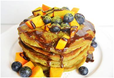 Bael pancakes