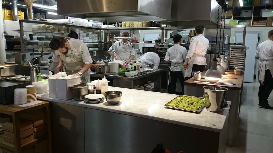 hygienic kitchen