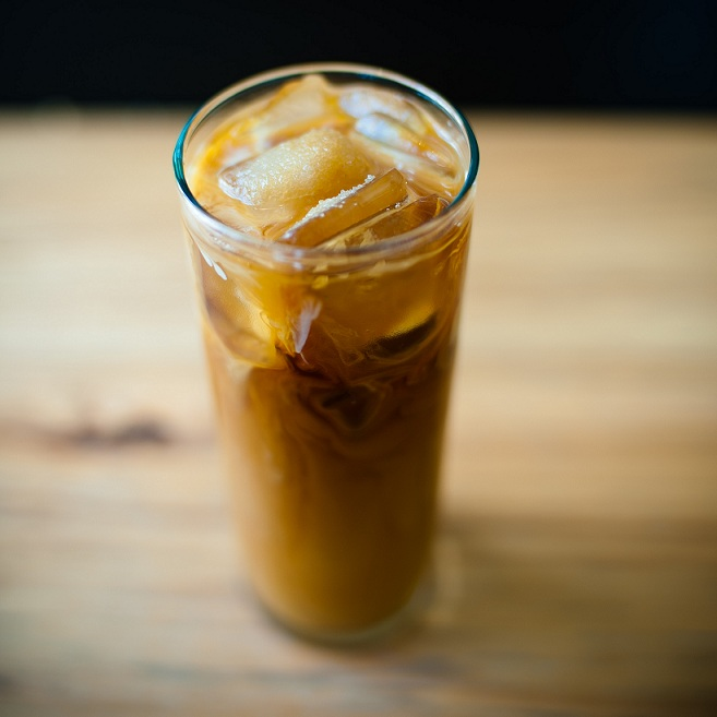 Creamy Froth to Your Espresso with Ice