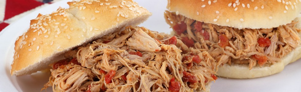 Pulled Pork catering options at The Roasting Pig
