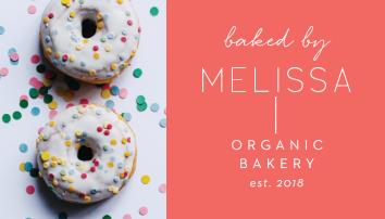 Mention that You are an Organic Bakery